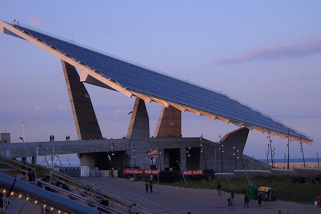 Wwf barcelona solar energy - Solar barcelona ...