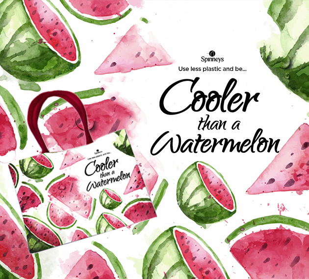 Cooler than a Watermelon