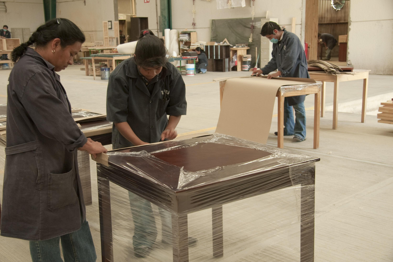 Logros wwf for Muebles de oficina fabrica