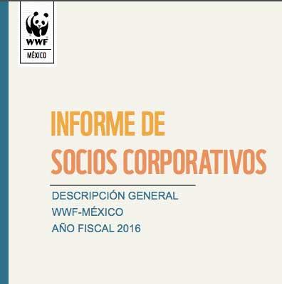 Descargue el Informe de Socios Corporativos 2016