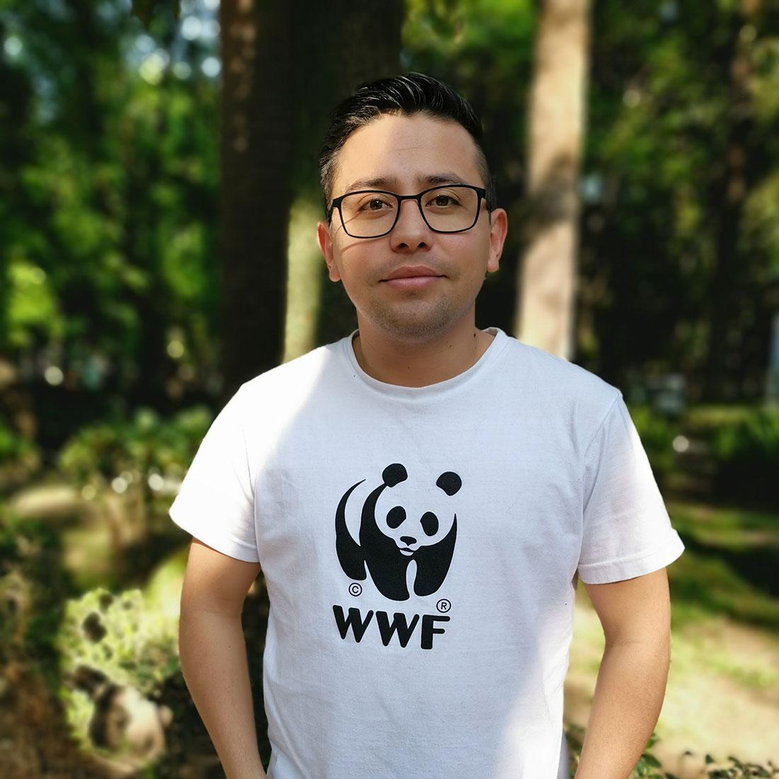 Luis Romero, WWF