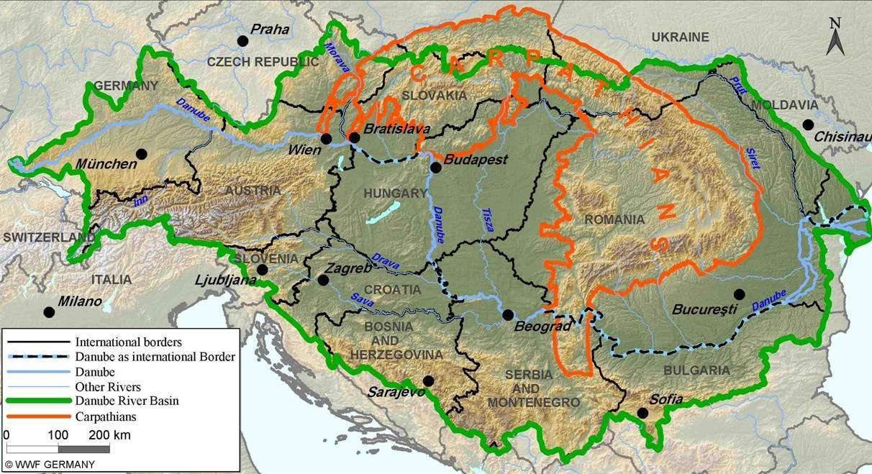 Picture of: About Mountain Range Carpathian Tours