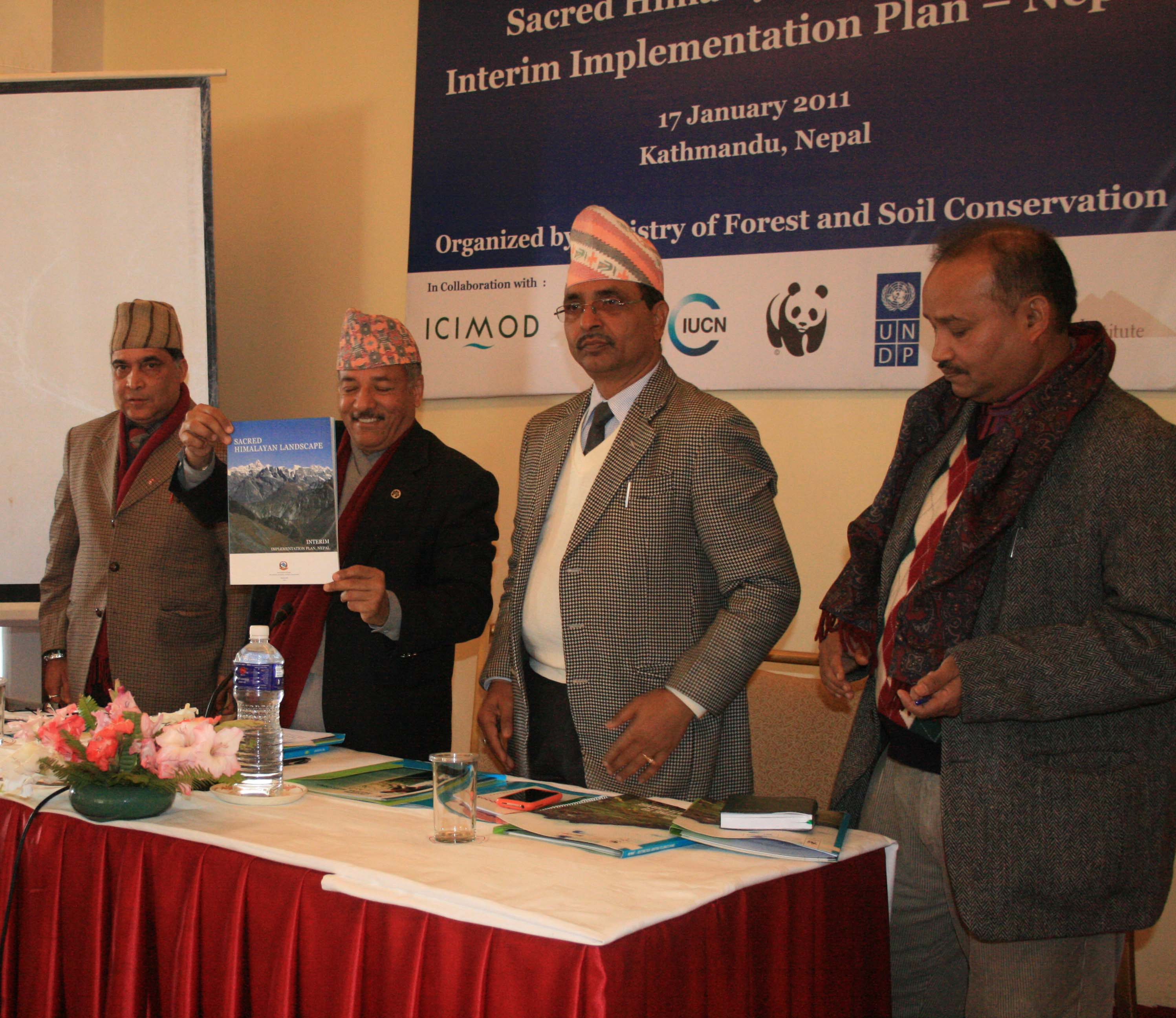 Nepal biodiversity strategy implementation plan 2006