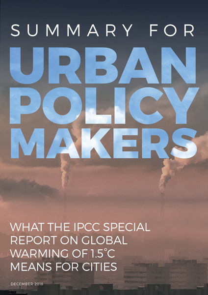 Summary for urban plicymakers – open letter