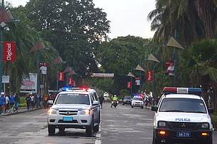 Security to clear traffic