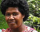Penina Moce, WWF Climate Witness