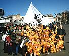 First Tiger Day celebrated in Vladivostok in 2000