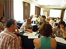 PES training for key experts from Bulgaria national institutions. / ©: WWF Bulgaria