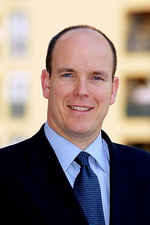 Prince Albert of Monaco for Panda Ball 2007 / ©: Palace of Monaco