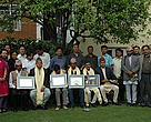 Abraham Conservation Award recipients,