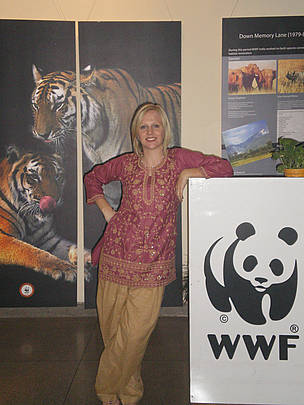  / &copy;: WWF / Hannah Chisholm