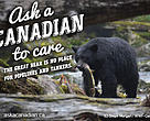 "Campaña ""Ask a Canadian to Care"""