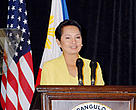 President Gloria Arroyo of the Philippines