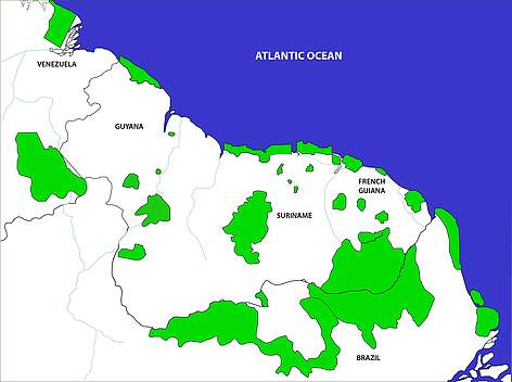 / ©: WWF Guianas