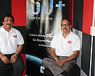 Jagdish Punja and Gopal Jadhav of Ocean Soaps Limited believe in doing business in a way that is sustainable for the environment
