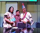 Voces por el clima pabellon indigena planes de vida