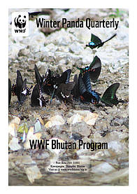 winter quarterly / ©: WWF Bhutan Program