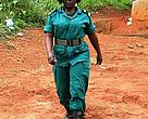 Ranger Mary Ashu has earned the nickname &quot;Firebrand&quot;