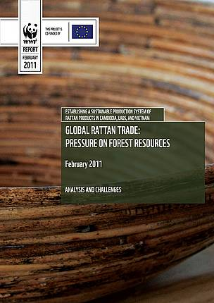 Global Rattan Trade Report Cover