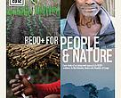 Cover of the publication: REDD+ for Nature and People
