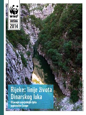 Rijeke: linije života Dinarskog luka / ©: WWF Medpo