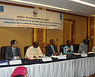 Official launch of the co funded EU and UNDP Project Governance, marine resources management policies and poverty reduction in West African Marine Eco Region with Prime Minsiter