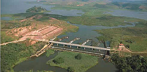 The Juturna&amp;iacute;ba Dam rel=