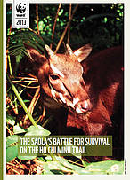 The Saolas Battle for Survival on the Ho Chi Minh Trail