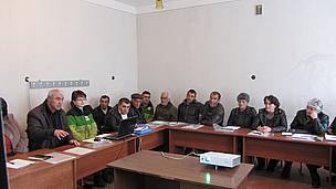 Awareness Raising Workshop in Saramej Community