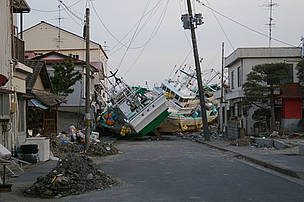 The consequences of Fukushima were horrific - many towns were destroyed and lives were lost.
