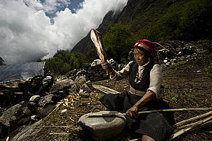 Sustainable Livelihood, WWF Nepal also works in furthering people's livelihood opportunities.
