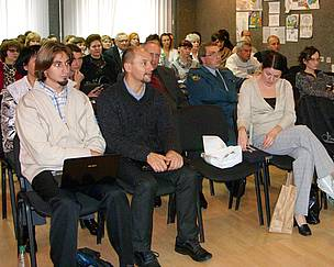 Part of the workshop covered the political context of PES, including the EUs Water Framework Directive, the Danube Strategy as well as land use policies in Ukraine. 