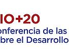 Logo Río+20 - Naciones Unidas