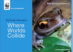 Front cover of the report / &copy;: WWF