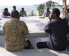 Educationists and environmentalists from Tanzania work out modalities of promoting environmental education around Lake Victoria during a workshop held in Musoma, Tanzania WWF-Canon/Catherine Mgendi