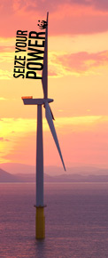 Seize Your Power / ©: Global Warming Images / WWF-Canon