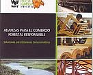 Brochure informativo sobre la Red Global de Comercio Forestal