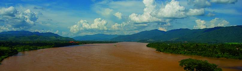 The Mekong River. / ©: WWF