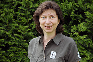 Vesselina Kavrakova, Head of WWF Bulgaria