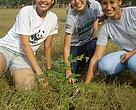 Voluntarias de WWF