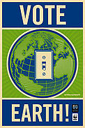 Earth Hour: Your Light Switch is Your Vote.. / &copy;: WWF