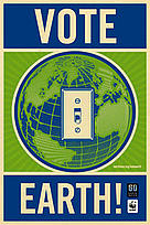 Earth Hour: Your Light Switch is Your Vote.. / ©: WWF