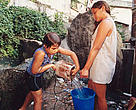 In Brazil, 40 million people have limited or no access to drinking water and sanitation services. Rio de Janeiro, Brazil.
