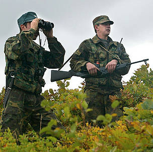 Anti-poaching brigade in Lazovsky State Nature Reserve, which is now considered one of the most ... / &copy;: Vladimir FILONOV / WWF-Canon