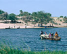 Lake Chad, an inland delta vital to the lives of 20 million and millions of migratory birds