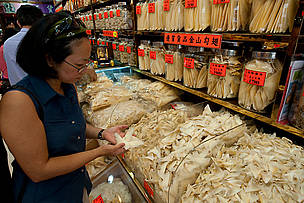 how to cook dried shark fin