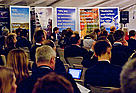 Guests at the Climate Business Action Day roundtable financial sector &amp; Climate change ... / &copy;: WWF-Canon / Richard Stonehouse