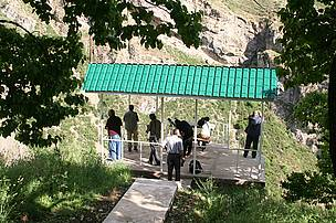 Wildlife Observation Point in Shatin Community, Vayots Dzor