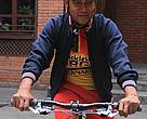 World cyclist, Mr. Pushkar Shah