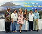 WWF Delegation at the CTI-CFF Regional Priorities Workshop